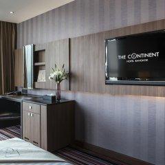 Отель The Continent Bangkok by Compass Hospitality 4* Представительский номер с различными типами кроватей фото 11