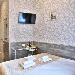 Мини-Отель Ария на Римского-Корсакова Студия с различными типами кроватей фото 12