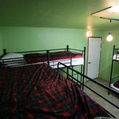Mr.Comma Guesthouse - Hostel Кровать в женском общем номере с двухъярусной кроватью фото 26