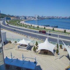 Отель Golden Coast Азербайджан, Баку - отзывы, цены и фото номеров - забронировать отель Golden Coast онлайн пляж