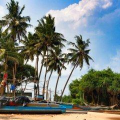 Отель Sumudu Guest House пляж