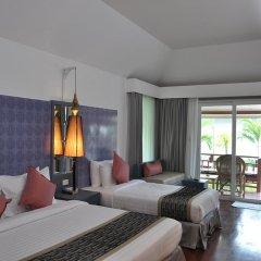 Отель Nakara Long Beach Resort 3* Бунгало Делюкс фото 7
