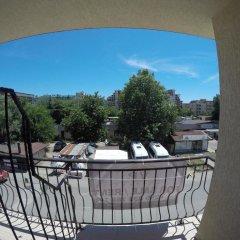 Отель VP Crystal Park Studios Болгария, Солнечный берег - отзывы, цены и фото номеров - забронировать отель VP Crystal Park Studios онлайн балкон