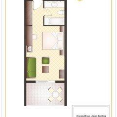 Sunshine Corfu Hotel & Spa All Inclusive 4* Стандартный номер с различными типами кроватей фото 5