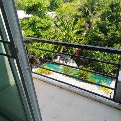 Отель Baan Oui Phuket Guest House 2* Стандартный номер с различными типами кроватей фото 3