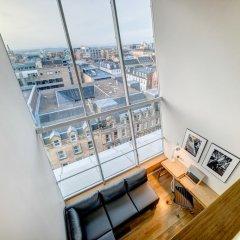 Apex City of Glasgow Hotel 4* Люкс с различными типами кроватей фото 5