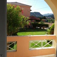 Отель Babis Studios Греция, Аргасио - отзывы, цены и фото номеров - забронировать отель Babis Studios онлайн балкон