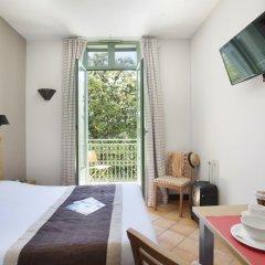 Отель Odalys City Nice Le Palais Rossini Студия разные типы кроватей