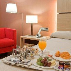 Hotel Silken Puerta de Valencia 4* Стандартный номер с различными типами кроватей