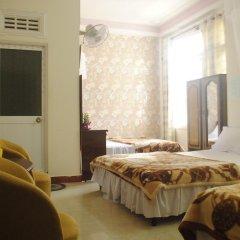Hoang Trang Hostel Стандартный семейный номер