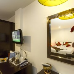 Отель Silver Resortel Номер Эконом с двуспальной кроватью фото 9