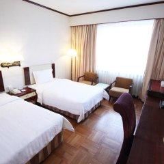 Guangzhou Hotel 3* Стандартный номер с 2 отдельными кроватями фото 3