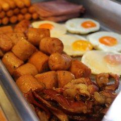 Отель Villa Gris Pranburi Таиланд, Пак-Нам-Пран - отзывы, цены и фото номеров - забронировать отель Villa Gris Pranburi онлайн питание фото 2