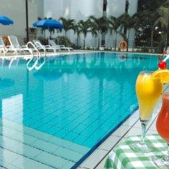 Отель Miramar Singapore 4* Номер Делюкс с различными типами кроватей фото 3