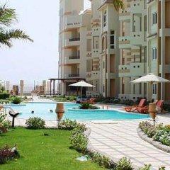 Апартаменты 310 El Andalous Apartment бассейн