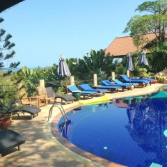 Отель Chaweng Bay View Resort бассейн фото 2