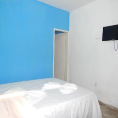 Отель Pousada Esperança 2* Стандартный номер с различными типами кроватей фото 4