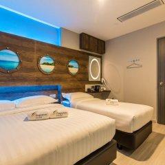 Fragrance Hotel - Selegie 3* Бунгало с различными типами кроватей
