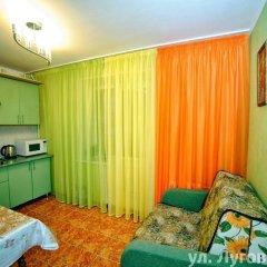 Апартаменты Apartment Lugovaya 100 в номере фото 2