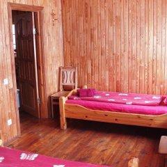 Отель Jaun-Ieviņas Стандартный номер с различными типами кроватей (общая ванная комната)