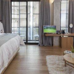 COCO-MAT Hotel Athens 4* Люкс с различными типами кроватей
