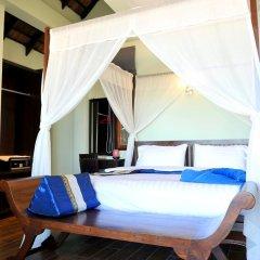 Отель Koh Tao Beach Club 3* Номер Делюкс с различными типами кроватей фото 9
