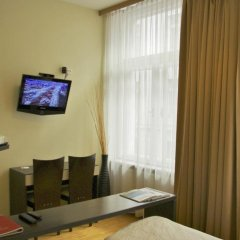 Отель Pension a und a комната для гостей фото 5