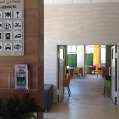 Admiral Plaza Hotel интерьер отеля фото 3