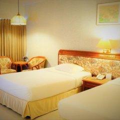 Отель Pattaya Park Beach Resort 4* Номер Делюкс