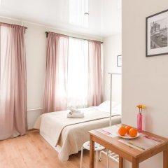 Апартаменты Второй Дом Улучшенная студия с различными типами кроватей фото 9
