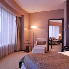 Shanghai Grand Trustel Purple Mountain Hotel 5* Представительский люкс с различными типами кроватей фото 4