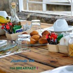 Отель Azzurretta Guest House Лечче питание фото 2