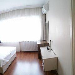 Отель istanbul modern residence 2* Стандартный семейный номер с двуспальной кроватью фото 4