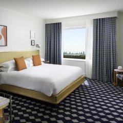 Отель The Confidante - in the Unbound Collection by Hyatt 4* Стандартный номер с двуспальной кроватью фото 2