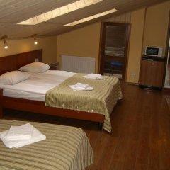Мини-отель Тукан Студия с различными типами кроватей фото 5