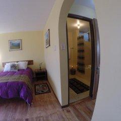 Отель Mirador del Titikaka сауна