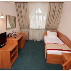 Гостиница Колибри Стандартный номер с различными типами кроватей фото 7