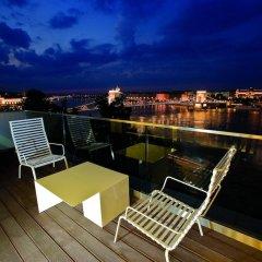 Lanchid 19 Design Hotel 4* Люкс с различными типами кроватей фото 7