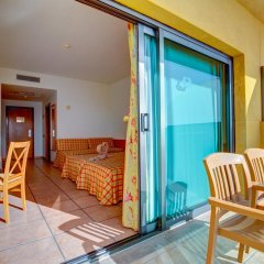 Отель SBH Club Paraíso Playa - All Inclusive балкон