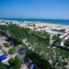 Hotel Mon Cheri балкон