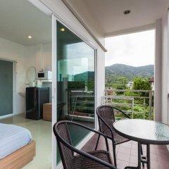 Отель Number 4 балкон