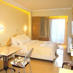 Отель Aeollos Греция, Пефкохори - отзывы, цены и фото номеров - забронировать отель Aeollos онлайн комната для гостей фото 3