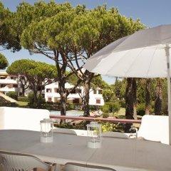 Отель Vilamoura Apartment with Pool Португалия, Картейра - отзывы, цены и фото номеров - забронировать отель Vilamoura Apartment with Pool онлайн балкон