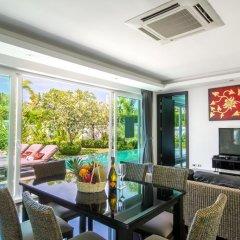 Отель Villas In Pattaya 5* Стандартный номер с различными типами кроватей фото 21