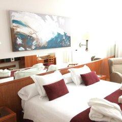 Senator Barcelona Spa Hotel 4* Представительский номер с различными типами кроватей фото 5