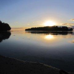 Отель Moorea Fare Miti Французская Полинезия, Муреа - отзывы, цены и фото номеров - забронировать отель Moorea Fare Miti онлайн приотельная территория