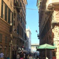 Отель Appartamento al Ponte Reale Генуя городской автобус