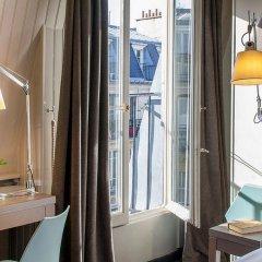 Hotel de Saint-Germain 2* Стандартный номер с различными типами кроватей фото 3