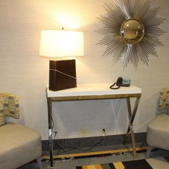 Отель Hampton Inn & Suites Staten Island США, Нью-Йорк - отзывы, цены и фото номеров - забронировать отель Hampton Inn & Suites Staten Island онлайн спа фото 2