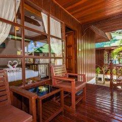 Курортный отель Lamai Coconut Beach 3* Бунгало с различными типами кроватей фото 20